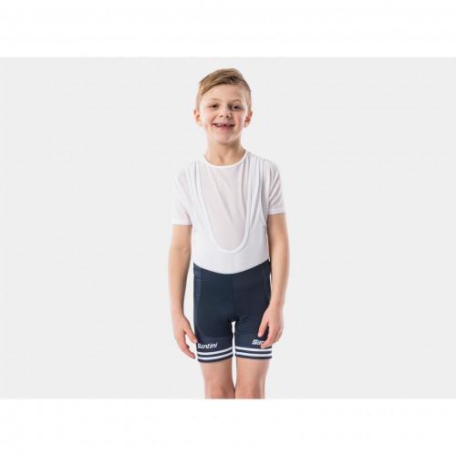 2020-as Trek/Segafredo gyerek rövid nadrág