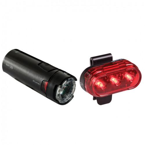 Bontrager Ion 35 és Flare 1 lámpa szett