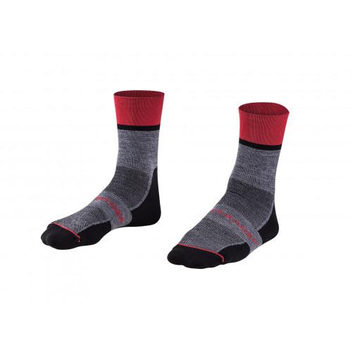 Bontrager Race 5 Wool zokni