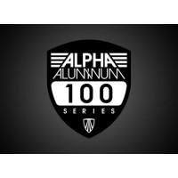 Alpha 100-as alumínium