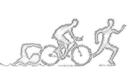 Triatlonra